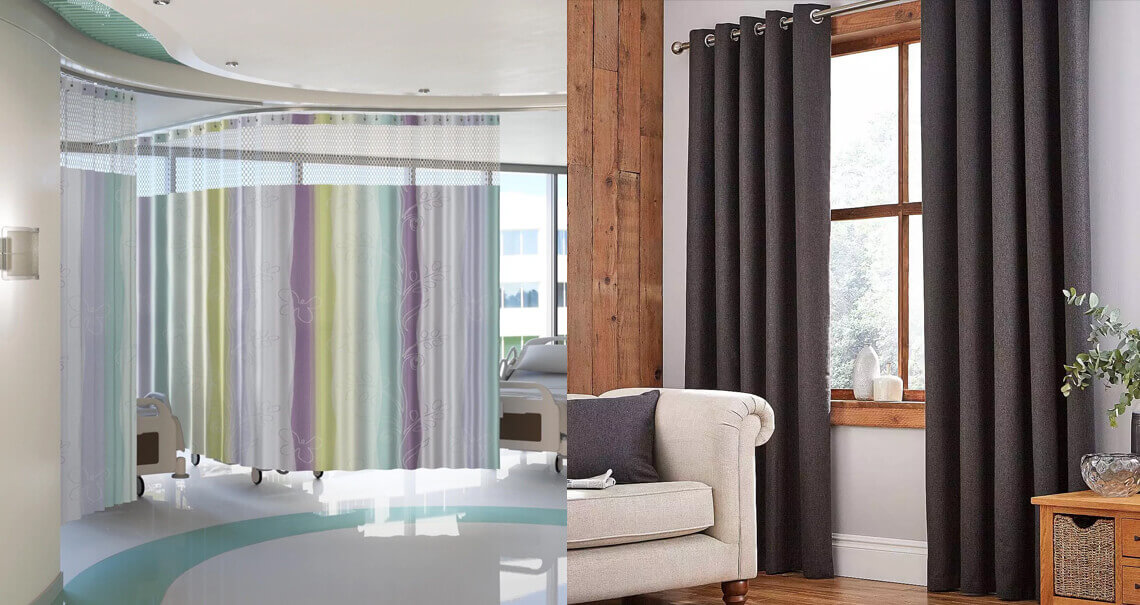 Custom Made Curtains Vs Ready Made Curtains Get The Difference Contemporary Curtains